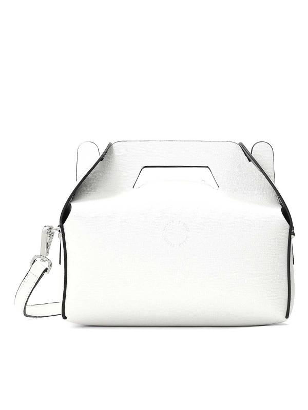 Biała torebka damska CDA-NZE KS238