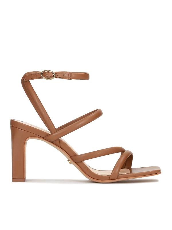 Brązowe sandały damskie CATALEYA