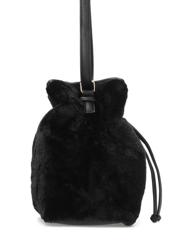 Czarna torebka damska SALIE