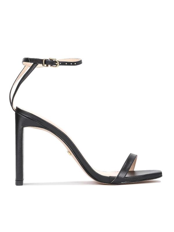 Czarne sandały damskie OAKLYN