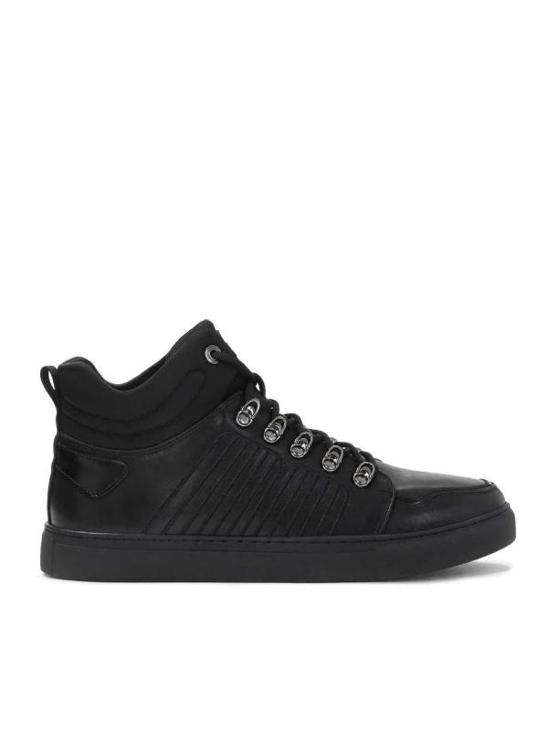 Czarne sneakersy męskie ANSON