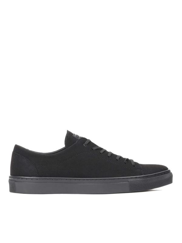 Czarne sneakersy męskie JACKY