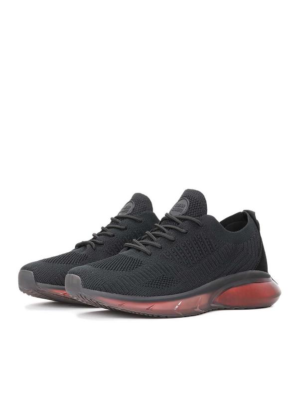 Czarne sneakersy męskie CARTER