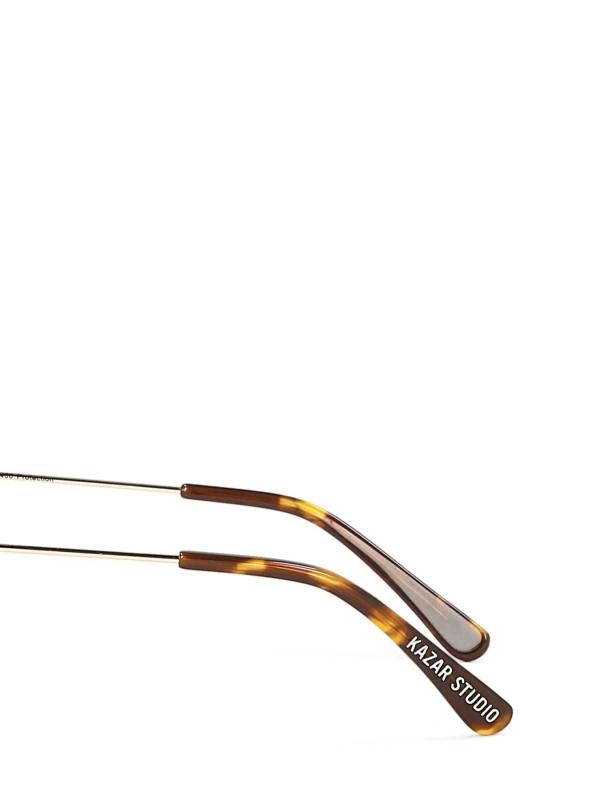 Multikolorowe okulary przeciwsłoneczne