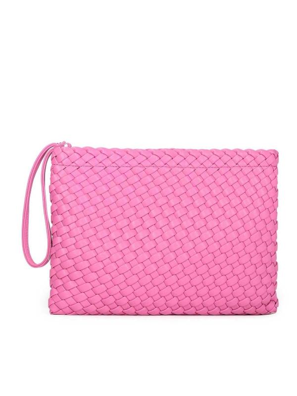 Różowa torebka damska MOKKA