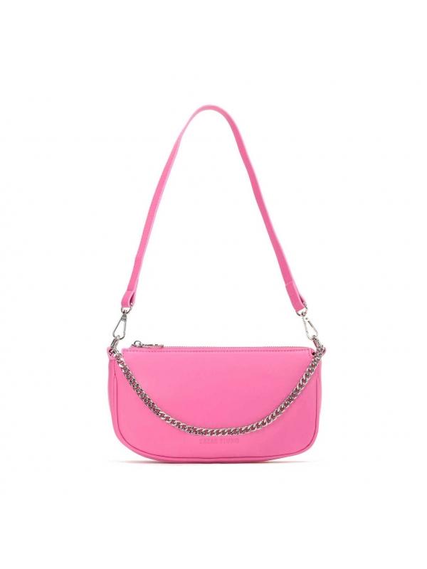 Różowa torebka damska GABA