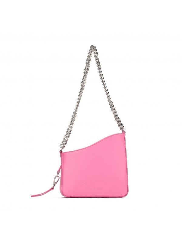 Różowa torebka damska NOLA