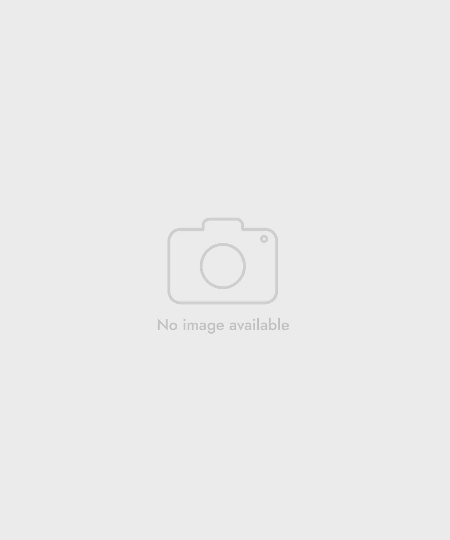 Granatowo-czarne skórzane sneakersy męskie